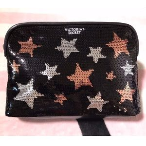 VS Star Life Of The Party Bling Cosmetic Bag Case